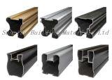 Extrusion en aluminium pour les portes internes et externes