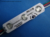 Módulo de la inyección LED de la venta caliente 3LED 5050 RGB