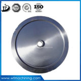 OEM Customized Sand Casting Grey Iron, Cast Iron Flywheel of Fitness Mini Exercício Bicicletas Home Gym