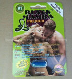 Mamba negra Strong Formula Sex Pill para Sex Enhancer