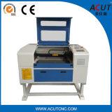 grabado del laser del CO2 de la máquina del laser 40W y cortadora