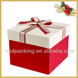 Contenitore di regalo di carta di lusso personalizzato del cartone di formato per impaccare