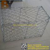 Casella saldata cestino esagonale di Gabion Gabion della maglia del materasso di Gabion