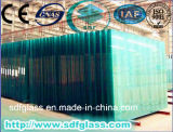 2mm à 19mm Clear Float Glass avec du CE, OIN