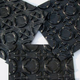 Surtidor radiante negro de Wih China del módulo de la calefacción de suelo de la alta calidad