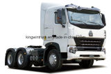 336HP HOWO A7 China Brand Tractor Truck