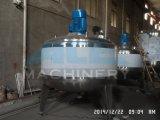 Acero inoxidable vertical Caustic Soda químico mezcla de tanque (ACE-JBG-3O)