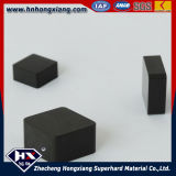 PCBN Cutting Tool Blanks pour Machining Non-Ferrous Metal et Alloys