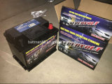 Batterie de voiture exempte d'entretien superbe de volt 56073mf 12V60ah