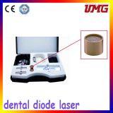 Mini zahnmedizinische Laser-Maschinen-zahnmedizinischer Dioden-Laser
