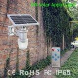 庭の太陽ライト、太陽LEDの庭ライト