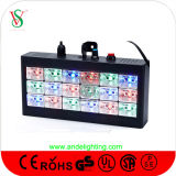 Professional LED Flash Stage Light Disco Light