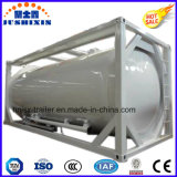 40FTの瀝青のアスファルト貯蔵タンクの容器