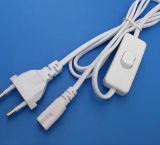 De Kabel van de Macht van de aanbieding T5 voor het LEIDENE Licht van de Buis