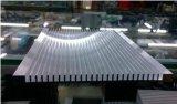 la lunghezza di alluminio del dissipatore di calore 120mm*7mm*200 di profilo di larghezza di 120mm può su ordine