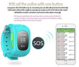 GPS Tracking Phone Watch для Kids Adult Elderly с Sos Button
