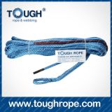 Dyneema Winch Rope (ATV und SUV Trunk Winch) 3.5mm-20mm mit Softy Eyelet G80 Hook, Mounting Lug, Lug, Thimble