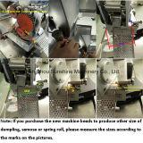 Máquina de fabricação automática de bolinhas de massa de samba de sopa de samosa de aço inoxidável
