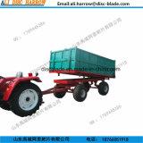 Reboques quentes da exploração agrícola da venda 7CS-8 para o trator com alta qualidade