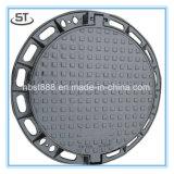En124 무쇠 맨홀 뚜껑
