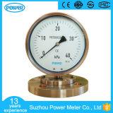 """indicateur de pression de membrane mécanique de 6 """" 160mm 40 Kpa"""