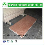 18m m Commercial Plywood Used para Furniture