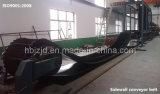 Xe-Sc-800/4+2 Zijwand Golf RubberRiem Conveyoyor
