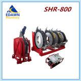 Máquina modelo da solda por fusão da extremidade da tubulação do HDPE Shr-800