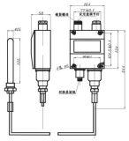 Wtzk-50-C Behälter-wasserdichte haarartige Temperatur-Schalter
