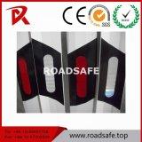 Estrada reflexiva do Delineator do PVC de Roadsafe com etiqueta reflexiva