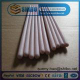 Alúmina tubo de cerámica de aislamiento, aislamiento del tubo de alúmina