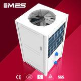 Pompe à chaleur commerciale de source d'air pour l'eau chaude pour l'hôtel