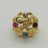 A forma nova do anel da forma da forma de Jewellry soa a jóia (RA07432R1XS0024)