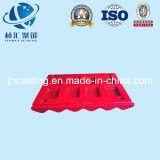 Forro do triturador de maxila/forro do triturador/forro da maxila/desgaste - peça resistente do triturador de Plste/