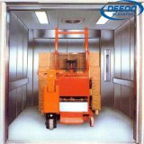 0.5m/S Smooth Running Service Goods Freight Cargo Elevator