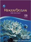 ハイカーの海洋プロ礁の海の塩の海洋の海の塩