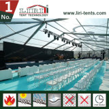 販売のための白いカラー屋根デザイン最も高いピークのイベントのテント