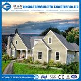 Gold Supplier Duplex Steel Structure Villa