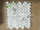 Mosaico de mármol blanco de los nuevos productos de la alta calidad