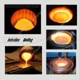 портативная печь подогревателя индукции для плавить 0.5-5kg меди и бронзы серебра золота