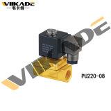 PU220 válvulas electromagnéticas del agua de la serie AC220c 1 ''