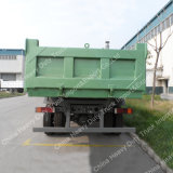 16t China Diesellagerschwelle-Kipper des kipper-LKW-4X2 für Verkauf