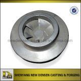 カスタマイズされた投資鋳造のステンレス鋼のインペラー