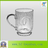Copo bebendo transparente padrão relativo à promoção Kb-Hn0107
