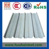 Hojas de acero galvanizadas cubiertas color perfiladas