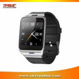 Вахта шагомер MP3 здоровья Smartwatch Gv18 Bluetooth водоустойчивый