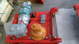 Mini Hoist in Tower Crane Mast Section/Building Material Elevtor Customized