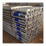 型枠のBulidingの足場の鋼鉄支柱