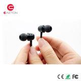 3.5mm in-oorMetaal Oortelefoon Getelegrafeerde Earbuds met Mic