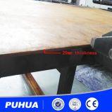 Machine de poinçonnage CNC pour poinçonnage Feuille d'épaisseur 25 mm